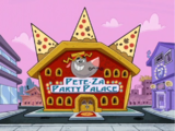 Pete-Za Possum Party Palace