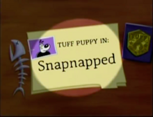 Snapnapped Title Card