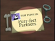 Purr-fect Partners Title Card