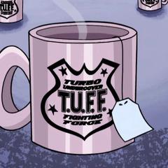 T.U.F.F. coffee mug