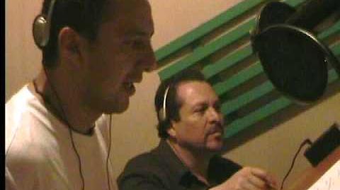 José Arenas. Voz Doctor Foreman. House MD