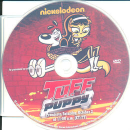 Tuff puppy on DVD