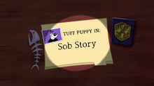 Sob Story Title Card