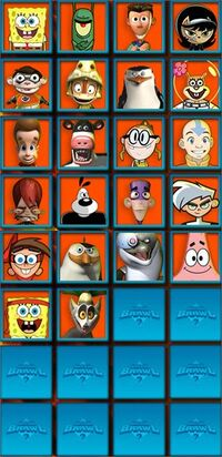 Personajes SB2