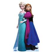 Disney-frozen-elsa-and-anna-lifesized-standup-4