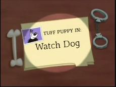 Watch Dog-Carta de Titulo
