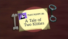 A Tale of Two Kitties (Title Card)