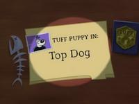 Top Dog Title Card