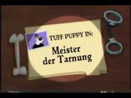 Meister der Tarnung 001