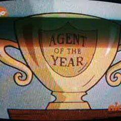 Agent of the Year