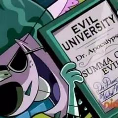 Keswick' evil certificate.
