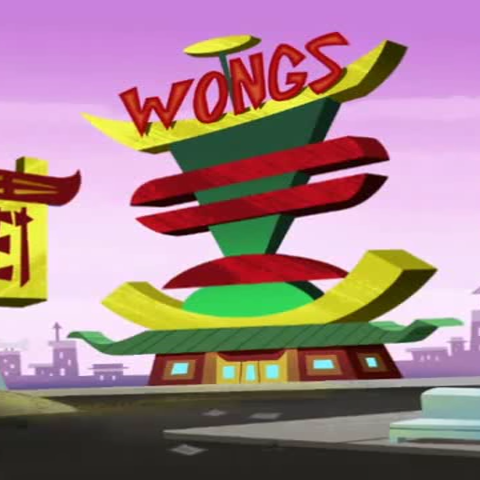 Wong's Chinese Buffet at daytime in <a href=