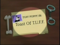 Toast of TUFF Title Card