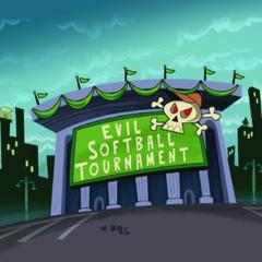 Evil Softball Tournament at <a href=