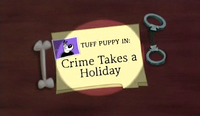 Crime Takes a Holiday (Title Card)