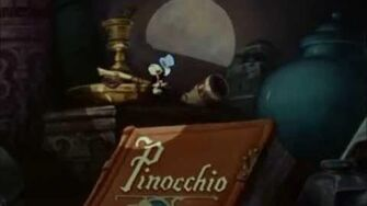 """Disney's """"Pinocchio"""" - When You Wish Upon a Star-1"""