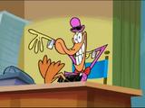 Quacky the Duck (character)/Images/Lights, Camera, Quacktion
