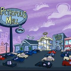 The Petropolis Mall.