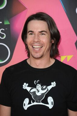 Jerry Trainor y Dudley Puppy
