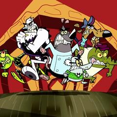 The villains.