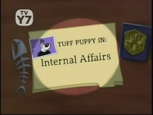 Internal Affairs Title Card