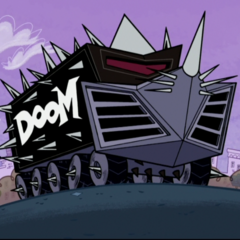 Armored version of D.O.O.M Mobile.