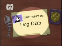 Dog Dish Title Card