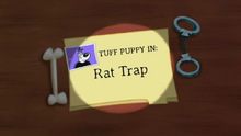 Rat Trap Title Card