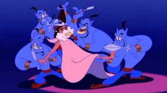 Aladdin - Friend Like Me High Quality-0