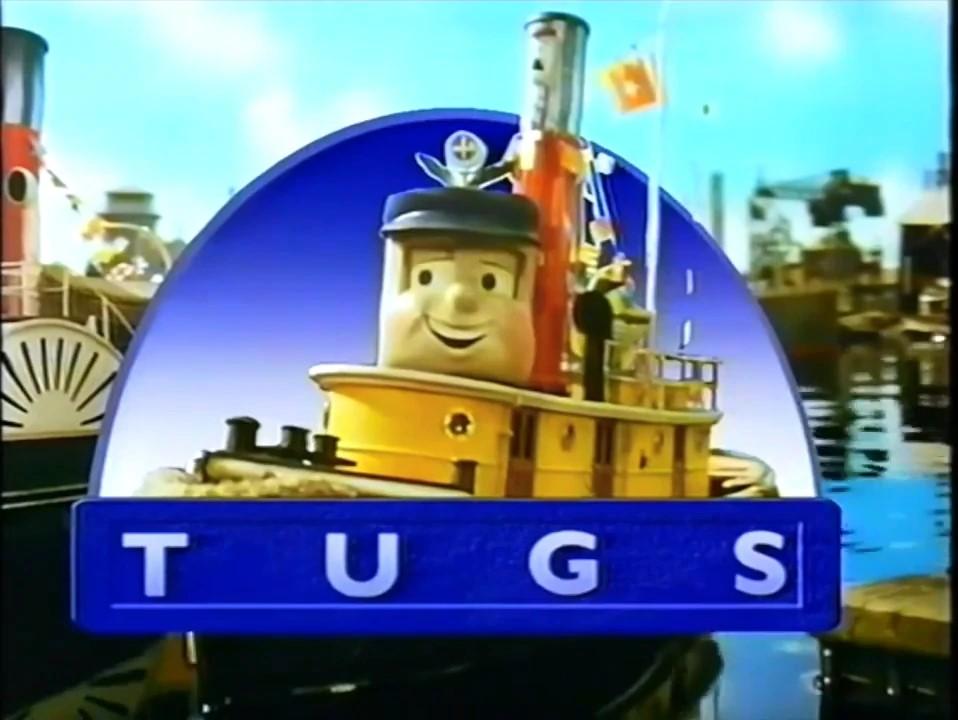 Theodore Tugboat Vhs
