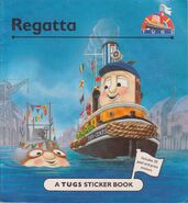 Regatta Sticker Book