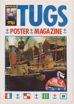 TUGS Poster Magazine