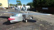 Sally seaplane replica