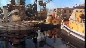 Tugs episode 4 Regatta TVS Production 1988 (1st shown in 1989)