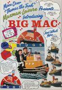 Coin operated Big Mac