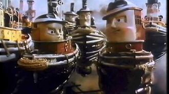 Tugs episode 2 - Pirate TVS Production 1988 (1st shown in 1989)