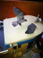 Hercules Eagle Prior to Repair