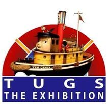TUGS The Exhibition Logo