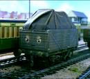 Dock Railway Freight Cars
