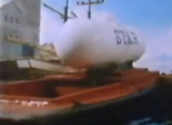 Star Line Oil Barge