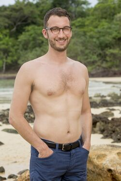 Chris S1 Contestant