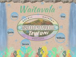 Waitavalaflag