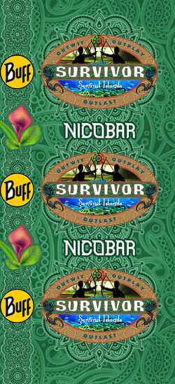 Nicobar Buff