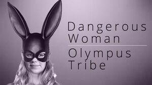Dangerous Woman Olympus Tribe Survivor Athena