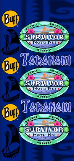 Taranaki Buff