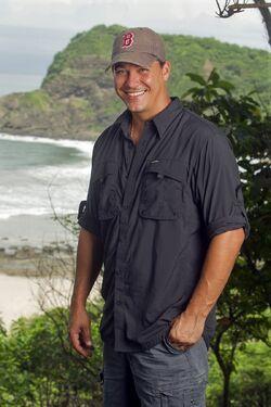 Caleb S6 contestant