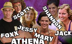 S24 Athena castaways