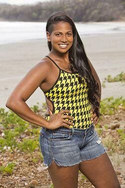 Taryn S17 contestant