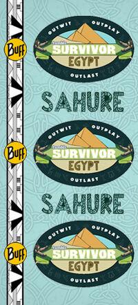 Sahure buff