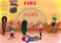 Fawzflag